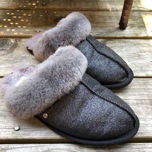 UGG Scuffette Glitter Slippers